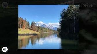 Wanderung um den Chapfensee.