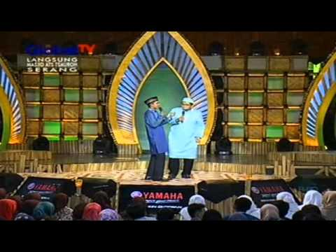 FULL KAMPUNG RAMADHAN GLOBAL TV 4 JULI 2015 MASJID ATS TSAURAH SERANG BANTEN EDIT