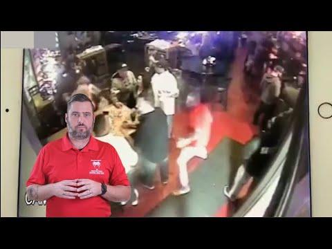 Michigan Bar Patron Sucker Punched