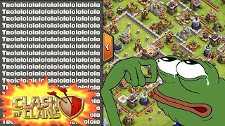 Der TROLL FAIL! ☆ Clash of Clans ☆ CoC