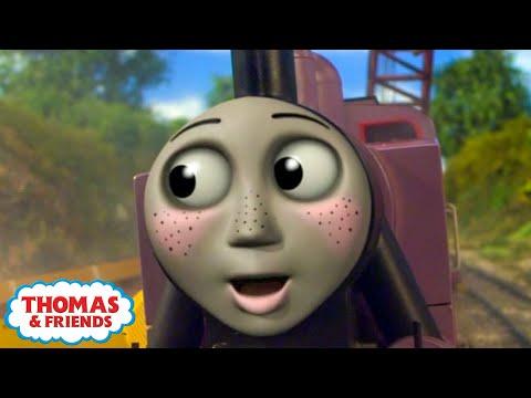 Download Thomas & Friends UK | Rosie's Carnival Special | Full Episode Compilation | Season 12 | Kids Cartoon