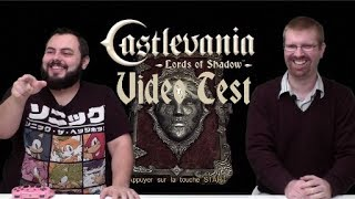 Vidéo Test -Castlevania:Lords of Shadow Collection