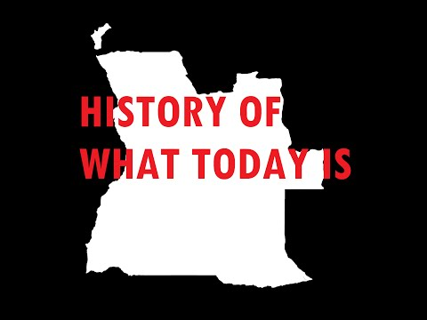 History of what today is: Angola [#5]