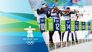 Men's Biathlon - 10Km Sprint Highlights - Vancouver 2010 Winter Olympic Games