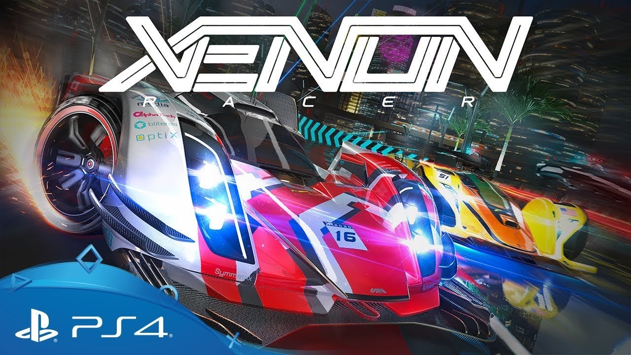 Xenon Racer | Gameplay Trailer | PS4