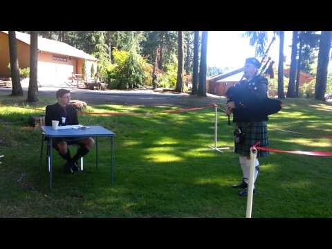 Tacoma Highland Games - James Harrod