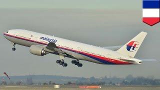 行方不明のマレーシア航空370便残骸か、インド洋で発見