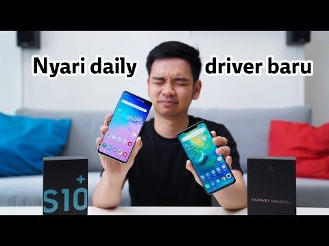 Samsung Galaxy S10+ Vs Huawei Mate 20 Pro!