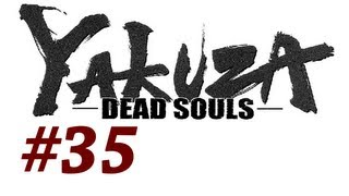 Yakuza Dead Souls Walkthrough with Commentary Part 35 - The Fist Fighter