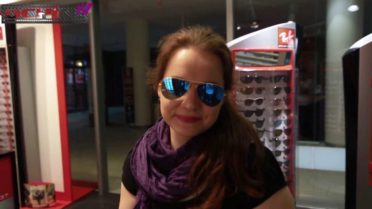 Солнцезащитные очки с матовыми стёклами