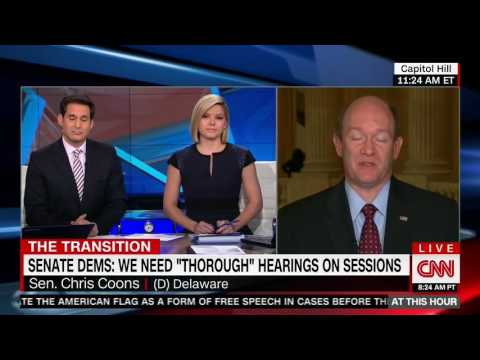Sen. Chris Coons Regrets Making Appointments Simpler To Confirm