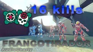 16-5 Francotirador - Halo 5 Guardians Multiplayer | CharlitínGame