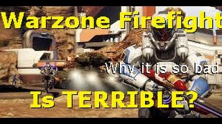 did 343i s incompetence make warzone firefight bad warzone firefight review