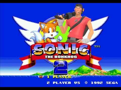 Chemical Bonk [Sonic 2 TF2 Remix]