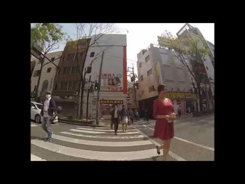 Japan - Fukuoka City - Panoramas