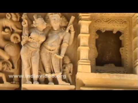 The Parswanath Temple: Jain temple at Khajuraho