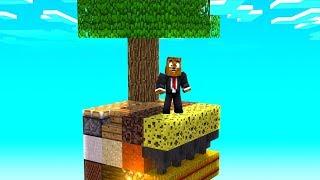 Minecraft Skyblock Randomizer Challenge | JeromeASF