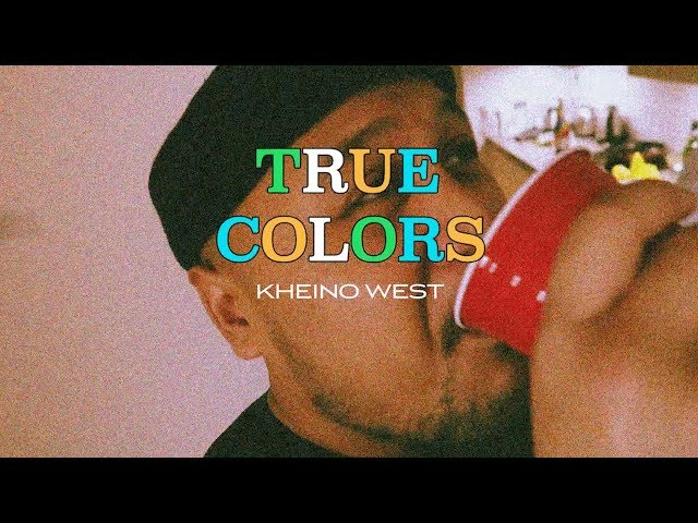 TRUE COLORS by KHEINO WEST