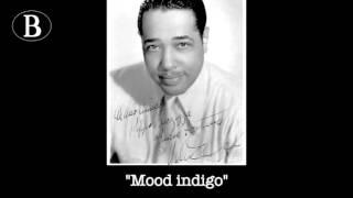 """Pippo Barzizza dirige """"Mood indigo"""", di D. Ellington e B. Bigard. Orchestra Cetra, fine anni"""