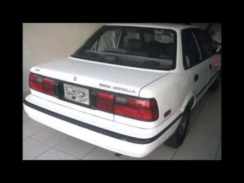 toyota corolla 92 fuses boxes locations