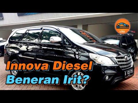 Ini Yang Disuka Dari Kijang Innova Diesel