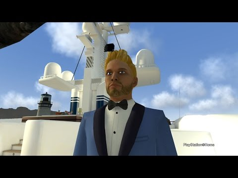 Dream Yacht - Playstation Home