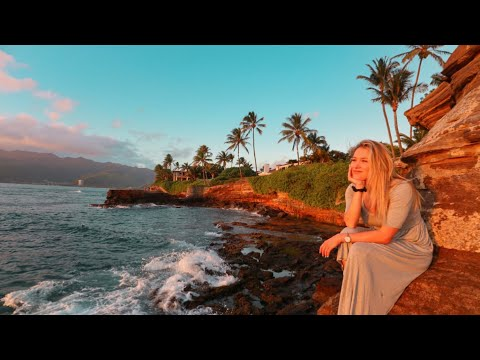 my first month in HAWAII!