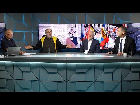 Как преодолеть путинизм? Cпорят Владимир Милов, Марат Гельман, Евгений Бунимович