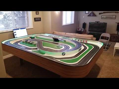 Scalextric Digital Slot Car Table