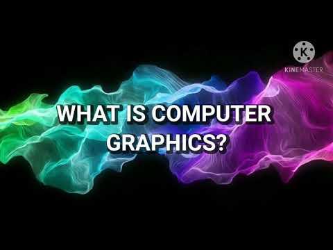 COMPUTER GRAPHICS 🤖 || KENJI MESA
