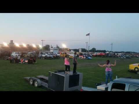 Wissota Hornet Feature Madison Speedway 6/29/19