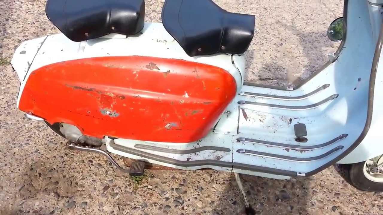 1962 Lambretta Scooter