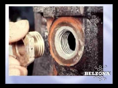 Stripped Thread Repair  Belzona  INTRO  YouTube