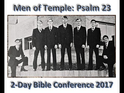Men of Temple:  Sunday Morning 08.06.2017