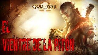 vuclip God of War Ascension  Español -  Walkthrough # 9 El Vientre de la Pitón