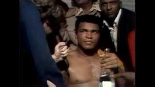 Most Inspirational Words From Muhammad Ali after Beating George Foreman