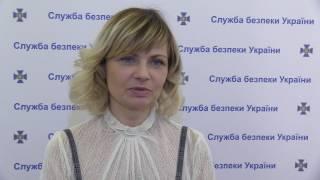 Коментар речниці СБУ О.Гітлянської щодо опитування Володимира Рубана
