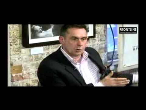 Insight with Paul Mason: Financial Meltdown and the end of the Age of Greed