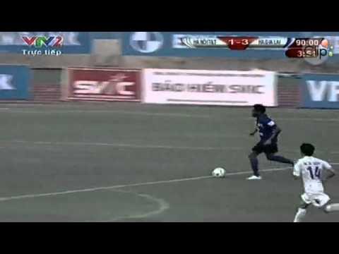 Top goal V-league được quốc tế khen ngợi-Yume TTNV