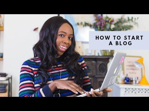 How To Start A Blog, Blogger vs Wordpress, Organisation   Kristabel's Blog School