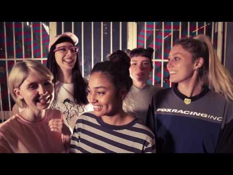 FBi's Dance Class 2016 - Behind The Scenes