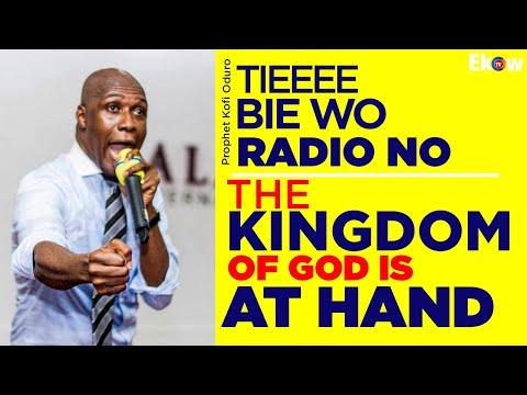 PROPHET KOFI ODURO MOST POWERFUL MESSAGE (THE KINGDOM )