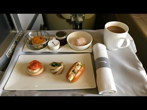 (UPPER DECK) British Airways 747-400 Club World | London Heathrow - Philadelphia