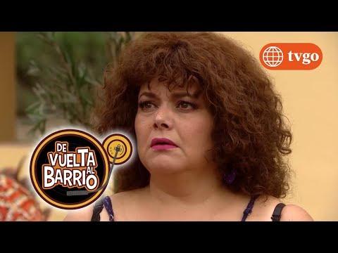 ¡Tony Cruz se le declaró a Cristina! - De Vuelta al Barrio 24/07/2017