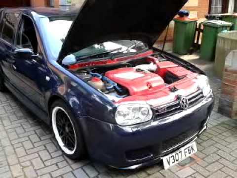 Vw Golf Mk4 2 0 Gti R32 Oem Kit Custom Exhaust Rear