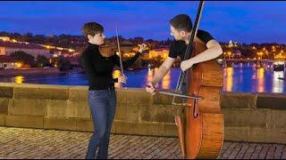 Karolina Radovani & Daniel Nix: Vieuxtemps - Suite Romantique in B minor, Minuetto