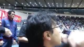 Tokyo FC una calle me separa Peña San Lorenzo Japón