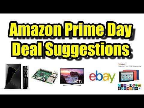 Amazon Prime Day Deal Suggesti amazon prime day