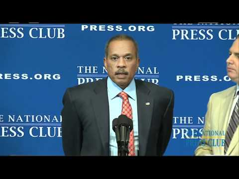 National Press Club Luncheon with Juan WIlliams