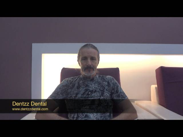 A Patient From Australia Shares His Review On Dentzz
